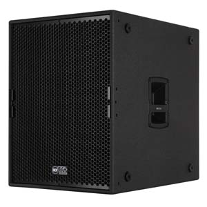 RCF TTS18A-II High Power 18 Inch Subwoofer